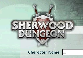 MMORPG in Sherwood (multiplayer game)